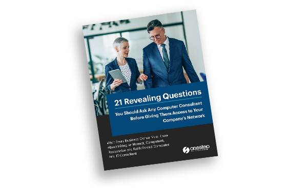21 Revealing Questions Report