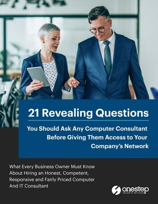 21 Revealing Questions You Should Ask Any IT Consultant